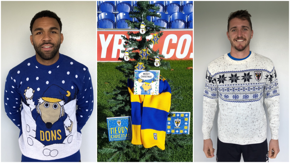 Long-Sleeve Shirt Alert - News - AFC Wimbledon 20ab07054