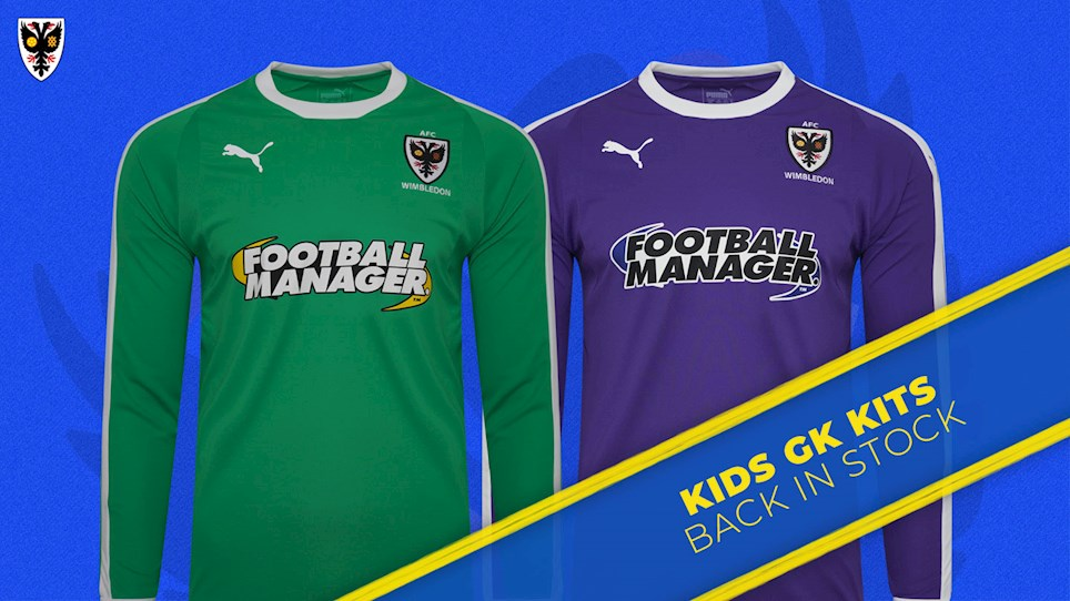 CLUB SHOP  Kids  Goalkeeper Kits 67f7c0097